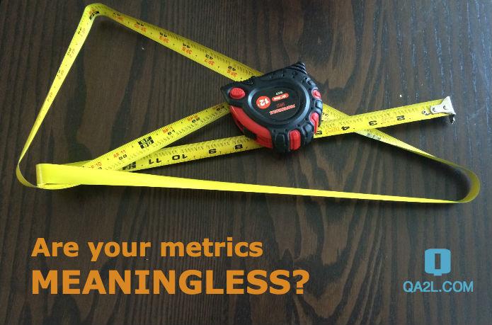 Meningless Metrics